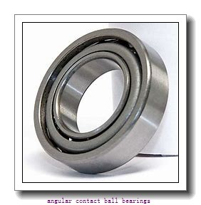 40 mm x 80 mm x 30,2 mm  40 mm x 80 mm x 30,2 mm  ZEN 3208 angular contact ball bearings