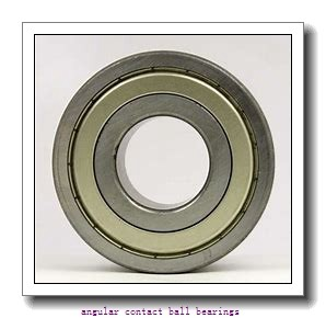 38 mm x 65 mm x 52 mm  38 mm x 65 mm x 52 mm  PFI PW38650052/48CSHD angular contact ball bearings