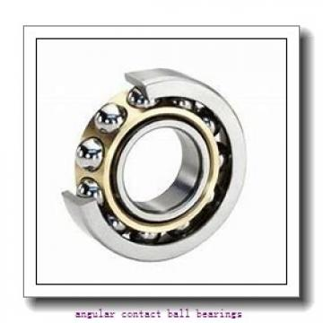 40 mm x 52 mm x 10 mm  40 mm x 52 mm x 10 mm  ZEN 3808 angular contact ball bearings