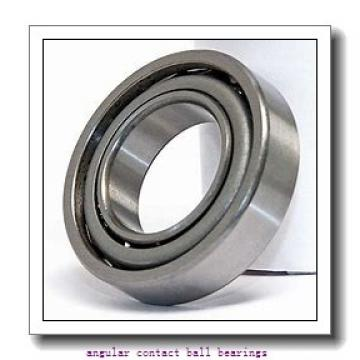 ISO 3214 ZZ angular contact ball bearings