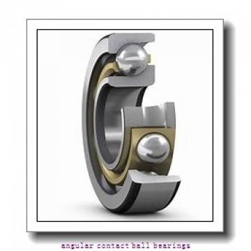 45 mm x 85 mm x 30,2 mm  45 mm x 85 mm x 30,2 mm  ZEN S5209 angular contact ball bearings