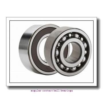51 mm x 91 mm x 44 mm  51 mm x 91 mm x 44 mm  Fersa F16076 angular contact ball bearings