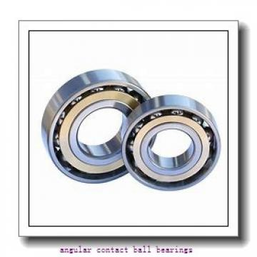40 mm x 76 mm x 33 mm  40 mm x 76 mm x 33 mm  Fersa F16198 angular contact ball bearings