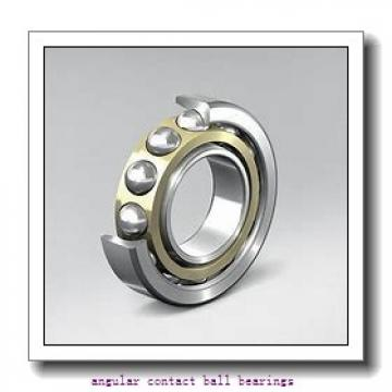 28,575 mm x 71,4375 mm x 30,1625 mm  28,575 mm x 71,4375 mm x 30,1625 mm  RHP MJT1.1/8 angular contact ball bearings
