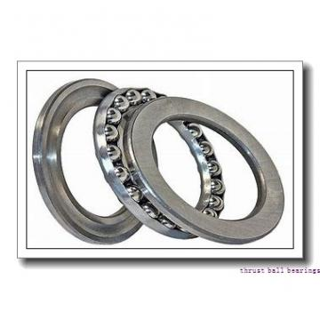25 mm x 62 mm x 17 mm  25 mm x 62 mm x 17 mm  SNFA BS 325 /S 7P62U thrust ball bearings