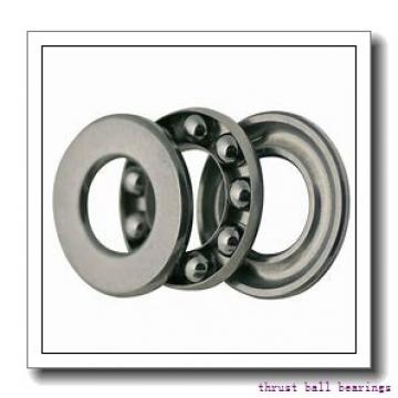 105 mm x 190 mm x 36 mm  105 mm x 190 mm x 36 mm  SKF NU 221 ECJ thrust ball bearings
