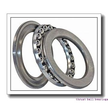 NKE 53212+U212 thrust ball bearings