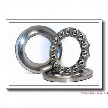 AST 51109M thrust ball bearings
