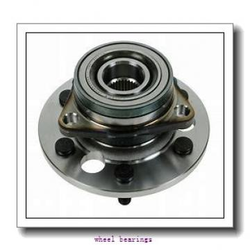 Toyana CX667 wheel bearings