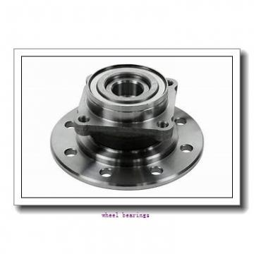 Toyana CX427 wheel bearings