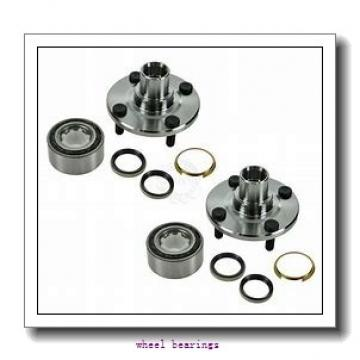 Ruville 6518 wheel bearings
