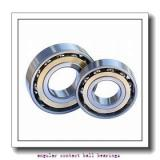 57,15 mm x 127 mm x 31,75 mm  57,15 mm x 127 mm x 31,75 mm  SIGMA QJM 2.1/4 angular contact ball bearings