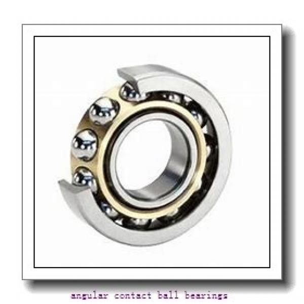 50 mm x 90 mm x 30.2 mm  50 mm x 90 mm x 30.2 mm  NACHI 5210AN angular contact ball bearings #1 image