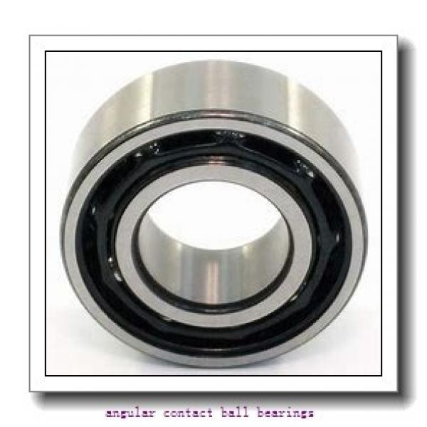 100 mm x 215 mm x 47 mm  100 mm x 215 mm x 47 mm  CYSD 7320CDB angular contact ball bearings #1 image
