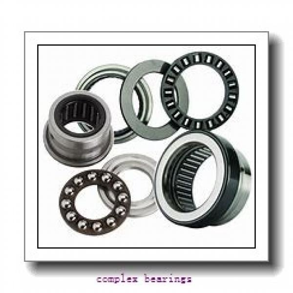 NBS NKX 30 complex bearings #1 image